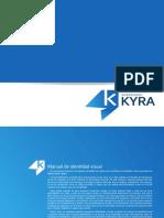 Kyra_Manual de Identidad Visual