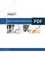 UNIDAD 4 ASPECTOS ECONÓMICO FINANCIEROS DEL PROYECTO-ELEC-UNP-2019-2 (1)