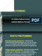 PARTO PRETERMINO unvf..ppt