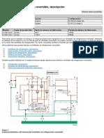 Ventilador de refrigeración reversible, descripción