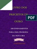LIVRO DOS PRECEITOS DE OURO.docx