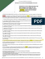 Lei Complementar 656 2018 de Uberlândia MG....