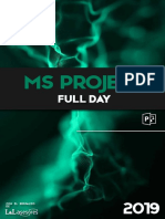 BROCHURE- FULL DAY MS PROJECT