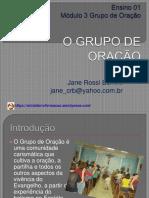 ensino1 -O grupo de oração RCC