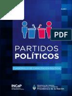 Partidos Políticos CLASE 1