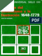 Barudio, Gunter. - La Epoca Del Absolutismo La Ilustracion (1648-1779) [1983].pdf