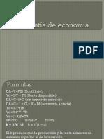 AYUDANTIA DE ECONOMIA RENTA DE EQUILIBRIO