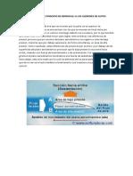 APLICACIÓN DEL PRINCIPIO DE BERNOULLI A LOS ALERONES DE AUTOS