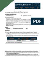 LA204001 EAS Connector Water ingress.pdf