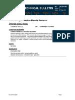 LA501001 Door casing material removal.pdf