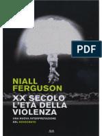 XX secolo l'età della violenza