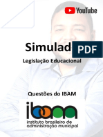 SIMULADO IBAM