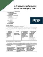 esquema de PCI 1