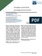 Cambio social, tecnología y ciencia-ficción