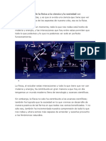 Los roles de la física