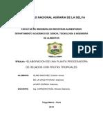 ESTUDIO DE MERCADO