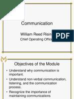 Management Training-Communication