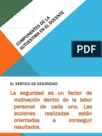 Componentes de la Autoestima en el docente.pptx