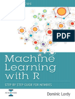 Machine Learning with R - Dominic Lordy