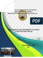 REGLAMENTO PROYECCION SOCIAL 2017-1.docx