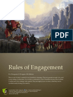 Rules of Engagement (5e)