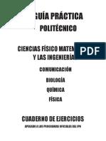 POLITECNICO C. EJERCICIOS FÍSICO-MATEMÁTICAS Y LAS INGENIERÍAS