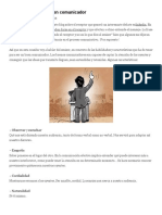 2. Características del buen comunicador _