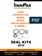 Seal Kit Catalog August 2019