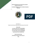 PAPER AKUNTANSI MASJID (AKUNTABILITAS PENGELOLAAN KEUANGAN MASJID SABILILLAH MALANG).doc