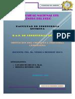 INFORME DE OBTENCION DEEL CRUDO DEL CEMENTO