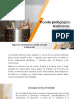 Herrera, J. (2019). Modelo pedagógico tradicional