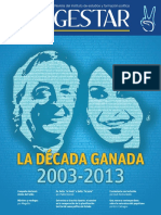 GESTAR - Década ganada 2003-2013