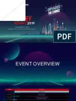 20191205 Final Speakers Brief - The 1st NextDev Summit