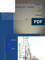 Presentation on drilling