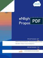 eNlight 360 Proposal for ACCION Bank