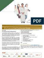 InterContinental Maldives - Career Opportunities - 31 December 19