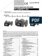 Manual Flowpet 5G
