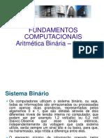 Binarios-Fundamentos Computacionais