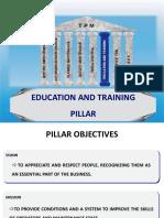 E&T Pillar