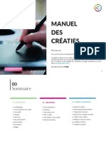 Manuel des Creatifs
