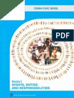2016 Swaraj CD004 M2 Rights Duties Responsibilities