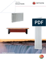 COLUMN Radiator Installation and Technical Guide MAR 2014
