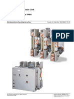 11kV Switchgear Manual