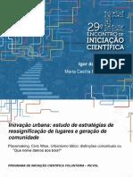 apresentação Igor Santos - 29º EIC
