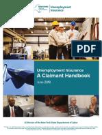 Unemployment Insurance A Claimant Handbook