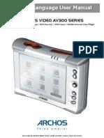 En Av300 Manual v3 Web