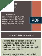 SUSPENSI TOPIKAL 3