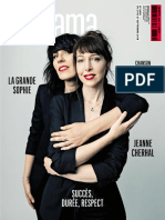 Magazine TELERAMA N.3636 du 21 au 27 Septembre 2019