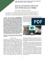 basalt fibre journal