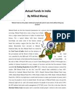 Mutual Funds In India.pdf